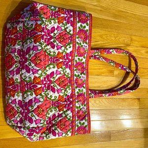 Very Bradley Packable Tote Bag